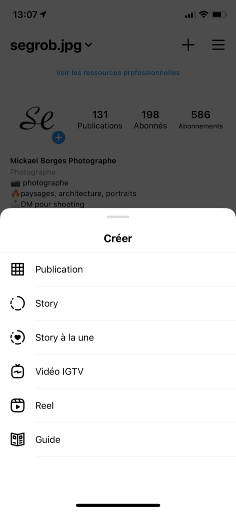 article guides instagram